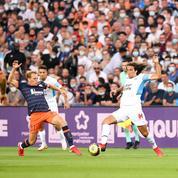 Ligue 1 : Montpellier-OM interrompu suite à des jets de projectiles, deux personnes interpellées