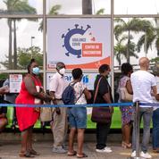 Covid-19 : 240 personnels de santé de métropole partiront aux Antilles