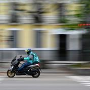 Livraison de repas: l'allemand Delivery Hero rachète 5% de Deliveroo