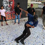 À Dharavi, bidonville de près d'un million d'habitants, rap et hip-hop font espérer une vie meilleure