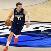 NBA : jackpot pour Luka Doncic, avec une extension à 207 M$