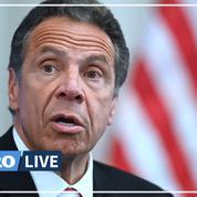 États-Unis: le gouverneur de New York tombe pour harcèlement sexuel