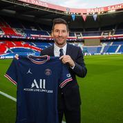 Lionel Messi au PSG, c'est officiel
