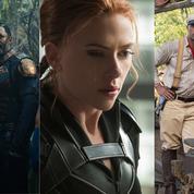 Où sont passés les super-héros et leurs blockbusters qui doivent sauver le cinéma du Covid-19?