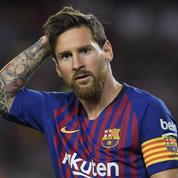 Lionel Messi, superstar des réseaux sociaux
