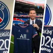 Ramos, Messi, Hakimi… PSG, un mercato pour l'histoire