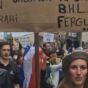 Pancarte antisémite : le parcours politique de la femme interpellée