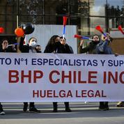 Chili: accord pour éviter une grève dans la plus grande mine de cuivre du monde