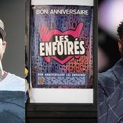 Booba, Les Enfoirés, Damso… Qui sont les artistes qui cartonnent depuis le début de l'année ?
