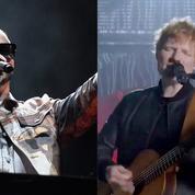 DJ Snake et Ed Sheeran à Paris, Coldplay et Jennifer Lopez à New York chantent pour sauver la planète