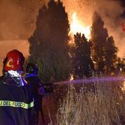 Record de chaleur attendu ce mercredi en Italie, touchée elle aussi par les incendies