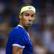 Tennis : Nadal forfait à Toronto et Cincinnati, inquiétude en vue de l'US Open