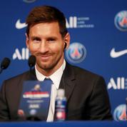 Plus de neuf millions de téléspectateurs ont regardé Lionel Messi au JT