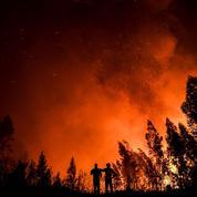 Vague de chaleur et risques d'incendies très élevés en Espagne et au Portugal