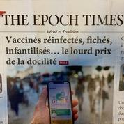 The Epoch Times ,ce mystérieux média sino-américain distribué aux anti-passe sanitaire