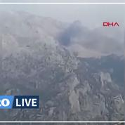 Turquie : un avion bombardier d'eau russe s'écrase, huit morts