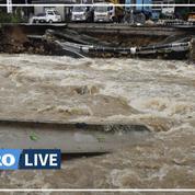 Le Japon se prépare à de nouvelles pluies torrentielles après des inondations et des glissements de terrain