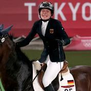 Kaley Cuoco veut acheter le cheval frappé lors du pentathlon des JO de Tokyo