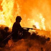 Incendies : les confidences du chef des pompiers français envoyés dans l'enfer grec