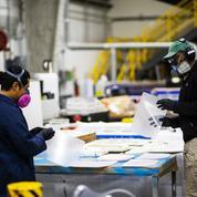 L'activité manufacturière de la région de New York ralentit fortement en août