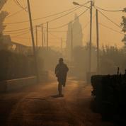 Les feux de forêt se poursuivent près de Jérusalem
