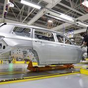 La production automobile rebondit en juillet aux États-Unis