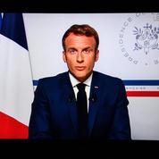 15,4 millions de téléspectateurs pour l'allocution d'Emmanuel Macron sur l'Afghanistan