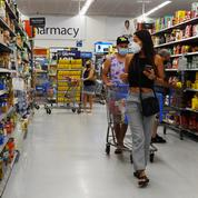 Les ventes au détail baissent plus que prévu en juillet