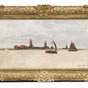 Aux Pays-Bas, des braqueurs tentent de voler une toile de Monet d'une valeur de 1,2 million d'euros