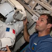 Thomas Pesquet lance la première dictée de l'espace
