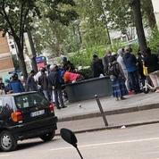 «C'est comme ça tous les jours» : un marché clandestin exaspère les habitants du 13e arrondissement de Paris
