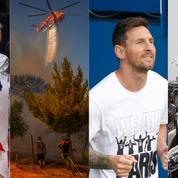 Terrorisme, JO, incendies, Afghanistan: revivez les grands événements de l'été 2021