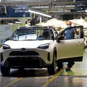 Covid-19: Toyota prolonge d'une semaine la fermeture de son usine d'Onnaing