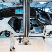 Pénurie de puces : nouvelles baisses de production chez Volkswagen