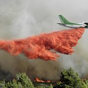 Incendies : une entreprise française veut recycler des avions de ligne en bombardiers d'eau