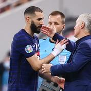 Foot : Deschamps défend le retour de Benzema au moment de l'Euro