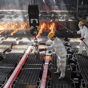 Acier : en Chine, fusion entamée pour créer le 3e producteur mondial