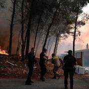 Incendies : les sapeurs-pompiers réclament une augmentation des peines pour les fautifs