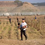 Des feux en Israël déclenchés par des ballons incendiaires lancés de Gaza