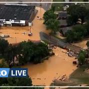 États-Unis : au moins 21 morts dus à des inondations dans le Tennessee