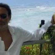 Anthony Delon a dispersé les cendres de sa mère en Jamaïque