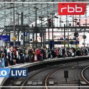 Allemagne: les voyageurs de nouveau confrontés à une grève du rail