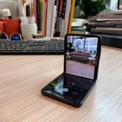 Avec le Galaxy Z Flip 3, Samsung renoue avec l'effet waouh