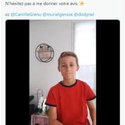 Louan, 13 ans, devient une coqueluche de Twitter en imitant les présentateurs TV