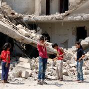 Syrie : plus de 38.000 déplacés en un mois de combats à Deraa selon l'ONU