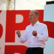 Allemagne : les sociaux-démocrates en tête d'un sondage à un mois du scrutin