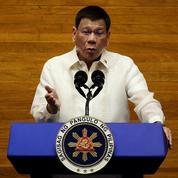 Aux Philippines, le président Duterte annonce sa candidature à la vice-présidence