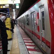 Attaque à l'acide dans le métro de Tokyo : deux blessés, un suspect recherché