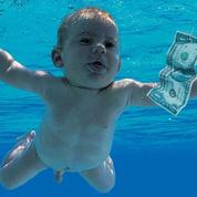 Le bébé de l'album Nevermind porte plainte contre Nirvana