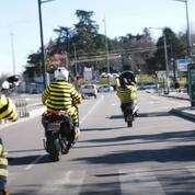 Rodéos dans un clip: neuf mois ferme pour un rappeur lyonnais